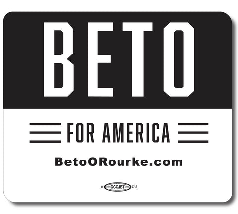 Beto for America Mouse Pad