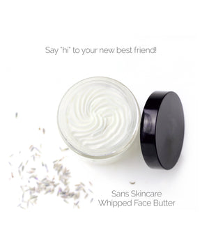 Whipped Face Butter