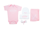 "NEW!!! ""Bubbalah"" Rose Petal ""Baby Basics"" Set"