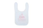 NEW!! Essen Bubbalah Rose Petal Bib