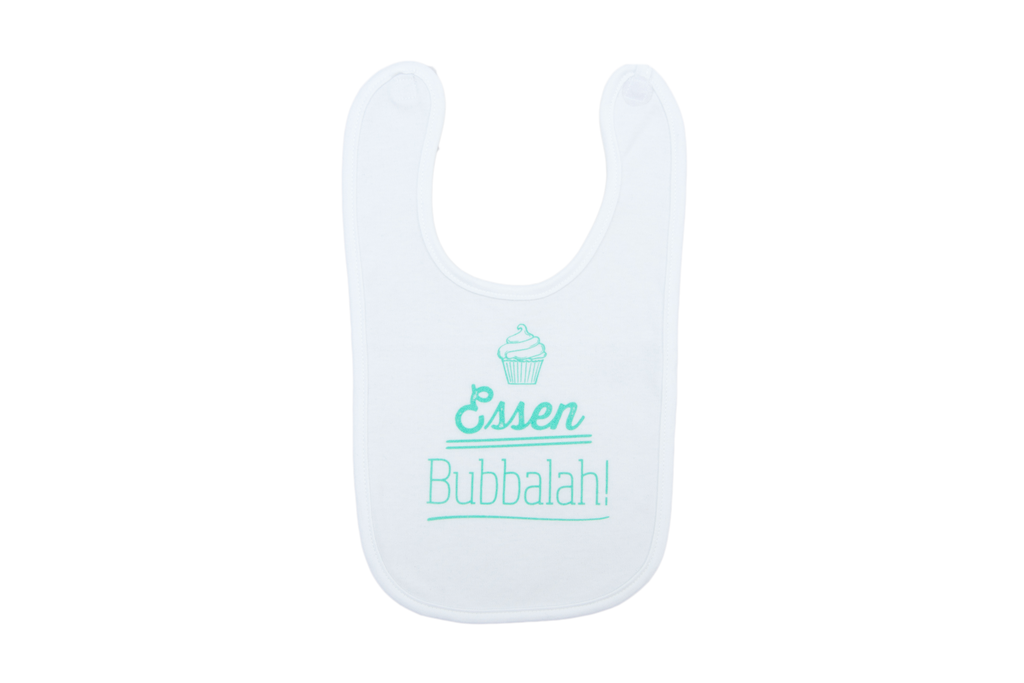 NEW!! Essen Bubbalah Mint Bib