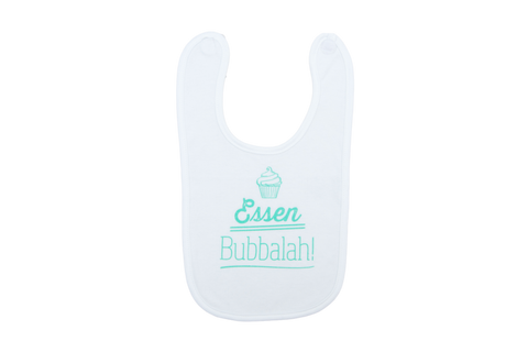Essen Bubbalah Mint Green Bib