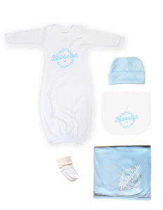 "Bubbalah Sky Blue ""Sweet Dreams"" Set"