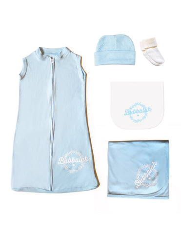 "Bubbalah Sky Blue ""Up, Up & Away"" Set"