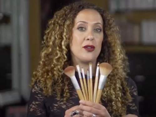 Puzzle Makeup Presents: All About Brushes