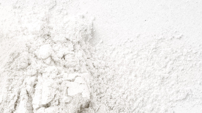 Pile of Zinc Stearate Powder