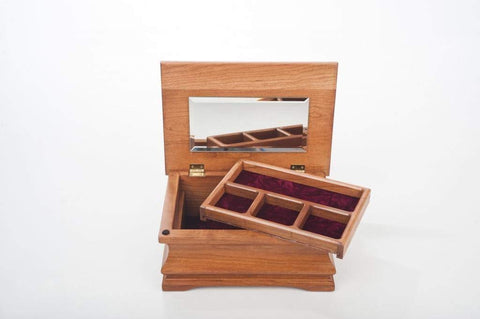 60th Wedding Anniversary Personalized Jewelry Box