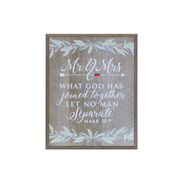 home decor wall plaque sign board home Mark Christian inspirational barnwood