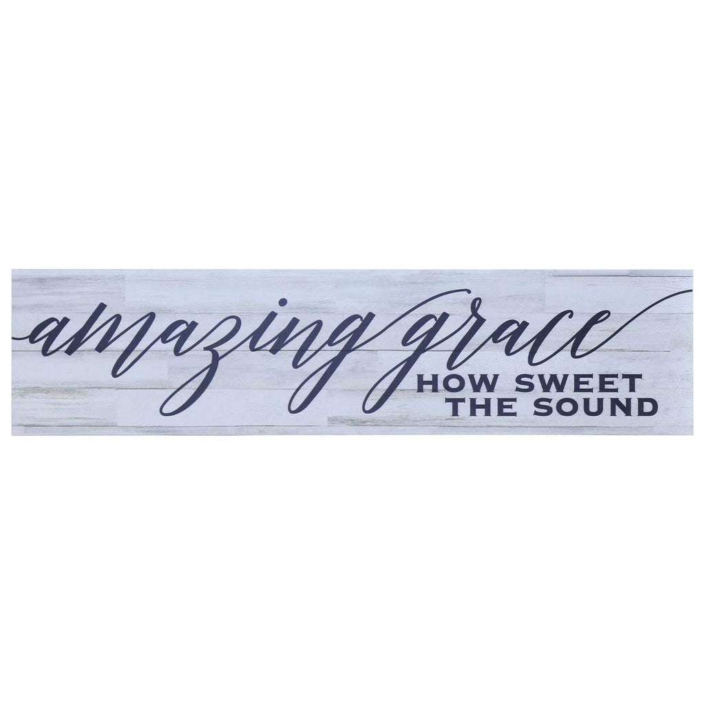 Home Decor Wall Plaques Distressed White Lifesong Milestones