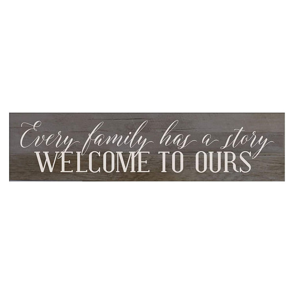 Barnwood Family Rustic Home Decor Sign Print Art