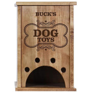 home dog pet cat toy box bin storage living room