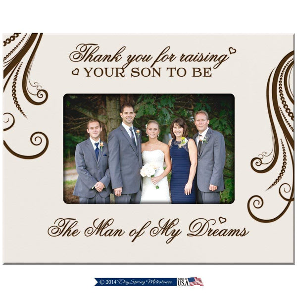 "LifeSong Milestones Parent Wedding Thank You Gift,wedding Gift for Parents,"" 9.75"" Long X 7.75"" High"