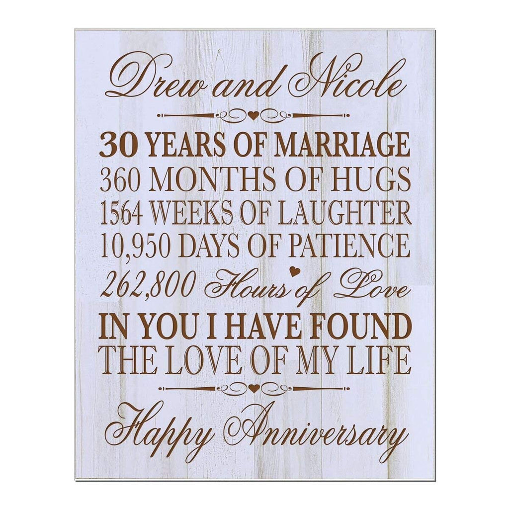 30 years of marriage: what a wedding, what to give to spouses and how to congratulate 52