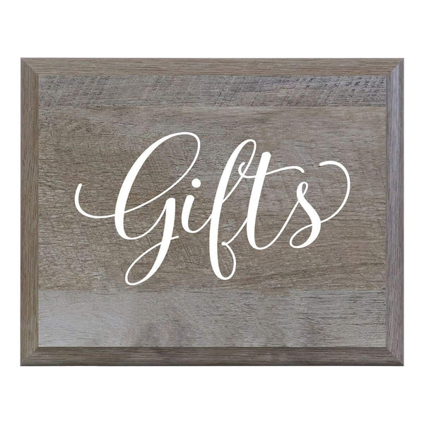 Gifts Decorative Wooden Wedding Party signs