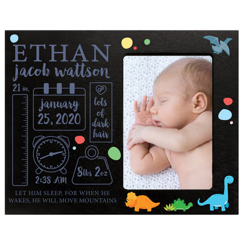 Personalized Baby  Frame Gift for New Parents 2021 Picture FrameNew Baby Birth Announcement 2020 New Baby Gift New Parents Picture Frame