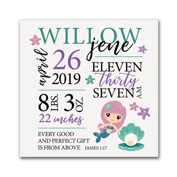 LifeSong Milestones Personalized Nursery Wall Decor for Boys And Girls Nursery or Bedroom Inspirational Shadow Boxes