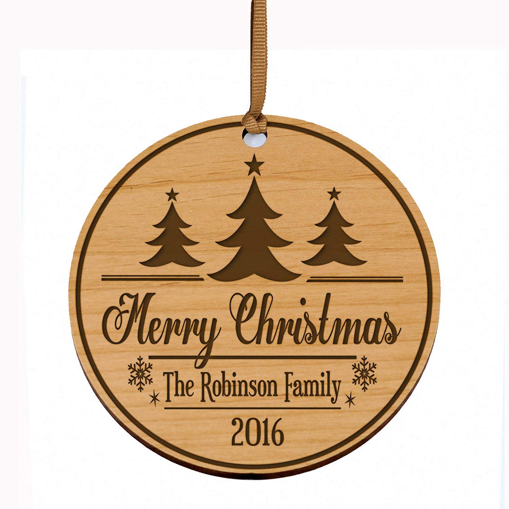 lifesong milestones personalized christmas ornaments housewarming gift