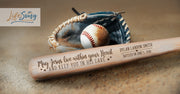 Personalized Baseball Bat For First Communion Gifts for Boys
