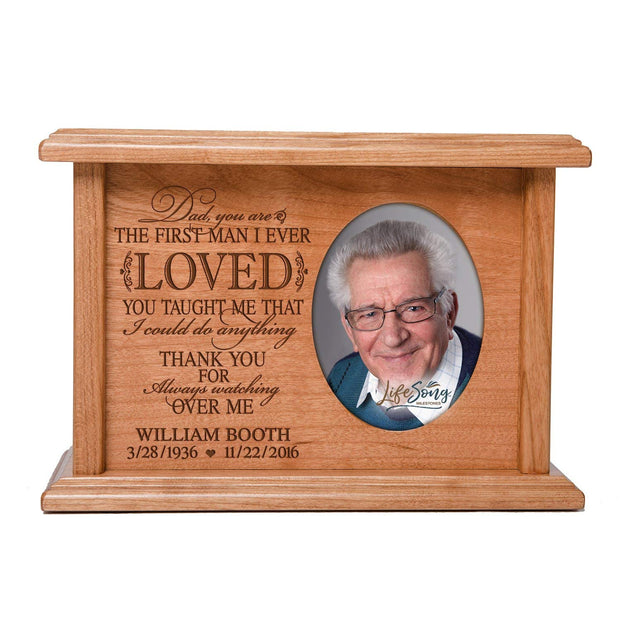 Personalized Adult Cremation Urn - Dad, You Are