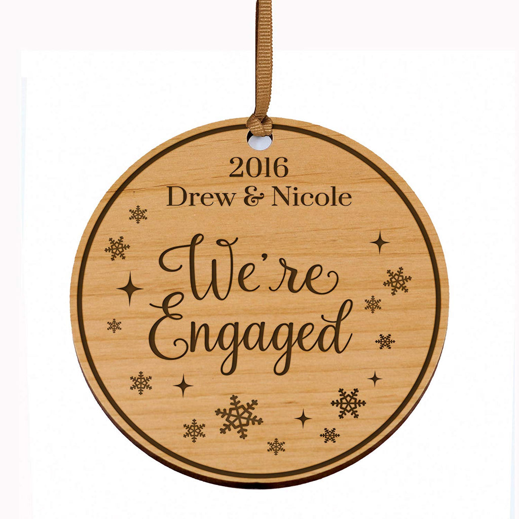 Christmas gift ideas for newly engaged couple