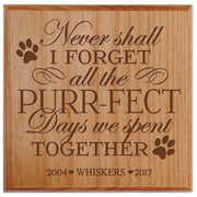 Alder urn pet ashes cremation sympathy memorial animal personalized