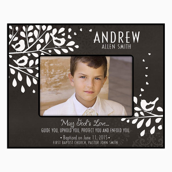 Gift for Godchild Personalized Godson Goddaughter Photo frame