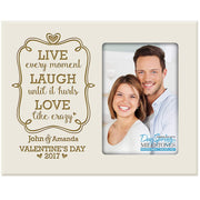 valentine's day gift frame picture ivory