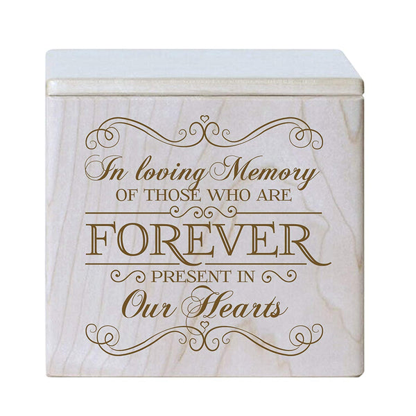 Small Adult Cremation Urn - In Loving Memory