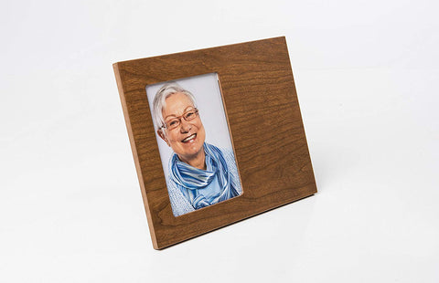 Personalized 40th Anniversary Photo Frame - Happy Anniversary