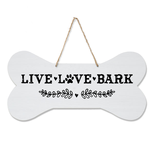 Bone Sign - Live Love Bark
