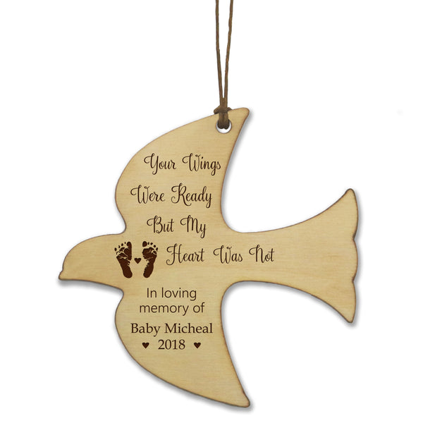 Personalized Christmas Mr and Mrs Baby New Home 1st Christmas Holiday Home Gift Memorial Ornaments Custom Housewarming Ideas for One Year Married Couple by LifeSong Milestones