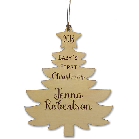 Personalized Christmas Mr and Mrs Baby New Home 1st Christmas Holiday Home Gift Ornaments Custom Housewarming Ideas for One Year Married Couple by LifeSong Milestones