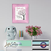 Godchild Framed Wall Signs - Fearfully & Wonderfully
