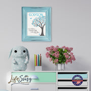 Godchild Framed Wall Signs - Every Good