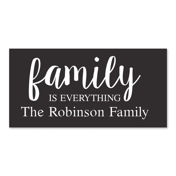 "LifeSong Milestones Family Sign Home Wall Decorations for Living Room - Home Wall Art - Wooden Rope Hanging Gift 8"" x 16"""