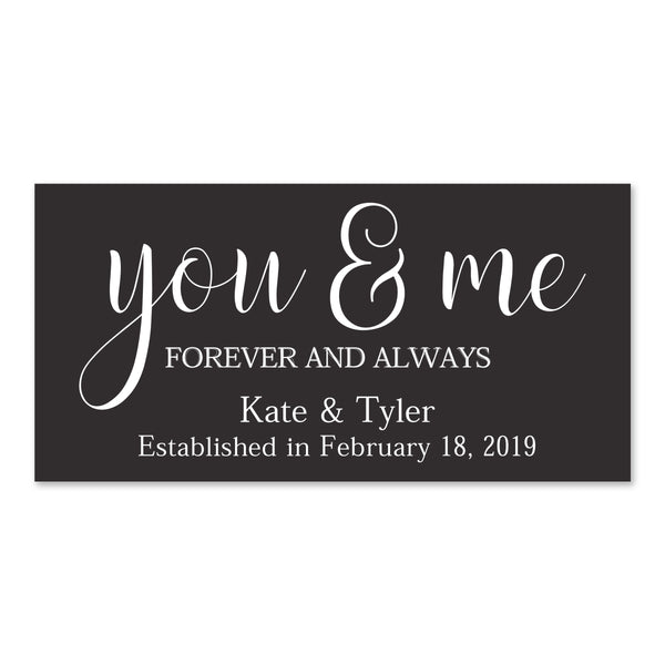Housewarming Modern farmhouse Plaque Interior Design Decorating Grandparents Grandpa Parents Mom Dad Entryway New Home Wedding anniversary him her husband grandmother grandma love marriage celebration bedroom newlyweds couple quote verse