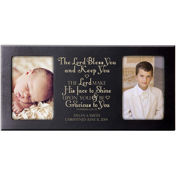 Personalized First Communion Blessings photo frame Gift