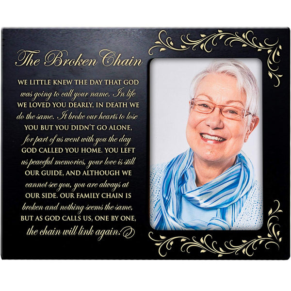 Memorial 4x6 Wall Plaque Gift