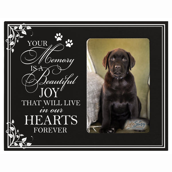 Words of Condolences Message Quotes for Loss of a Pet death funeral wall hanging Your Memory