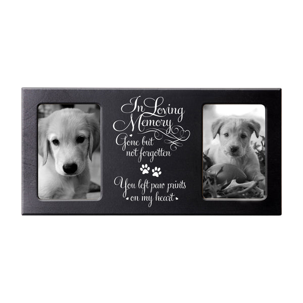 In Loving Memory Bereavement Gift Dog death poem passed away comfort Gift Ideas canine tribute