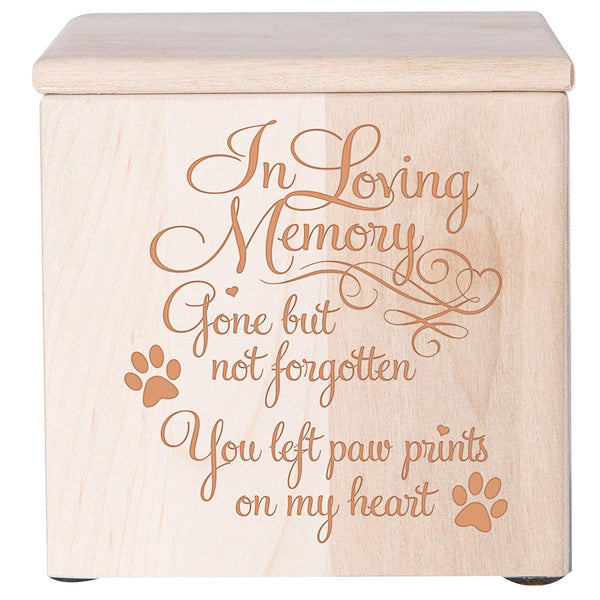 Cremation Urn for Pets - Gone But Not Forgotten