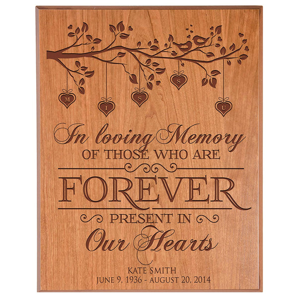 Sympathy Wall Plaque
