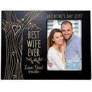 Personalized Valentine's Day Frames - Best Wife Ever