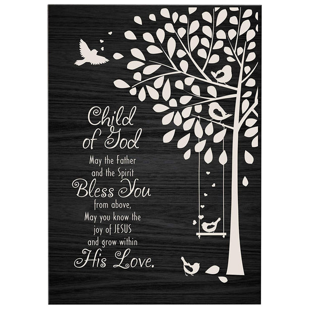 1st Holy Communion Wall Plaque Gift