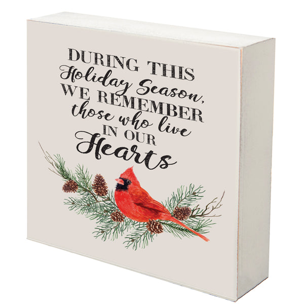 Lifesong Milestones Merry Christmas Decorating Ideas Shadow Box - Christmas Decoration Gift Ideas 6x6