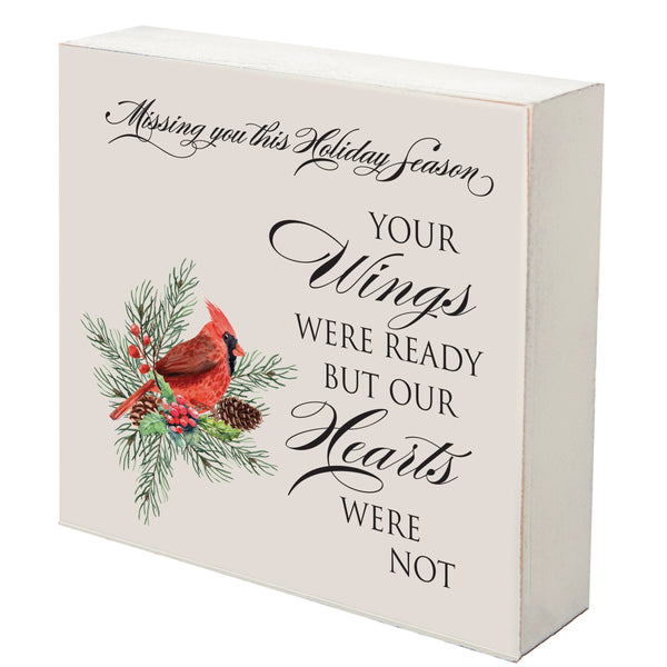 Lifesong Milestones Personalized Merry Christmas Decorating Ideas Shadow Box - Christmas Decoration Gift Ideas