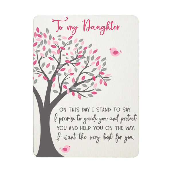 Newborn Baby Scripture Magnet for Fridge - On This Day