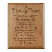 "LifeSong Milestones Engraved Wedding Sign For Ceremony And Reception - Marriage Decorations - Gifts For The Couple 8"" x 10"""