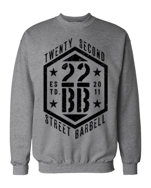 "22BB ""DIAMOND"" Crew Neck Sweatshirt"