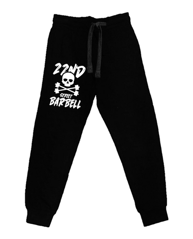 "22BB ""HOCKEY SKULL"" Joggers"
